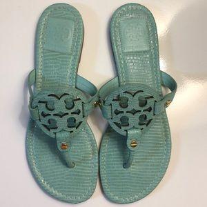 Tory Burch Miller Sandals - Size 8